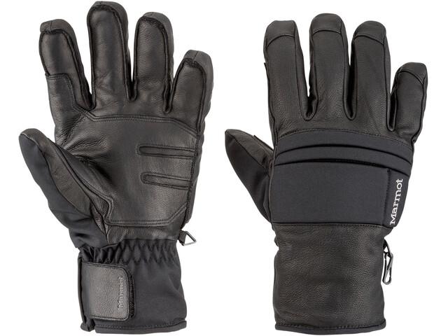 Marmot Zermatt Undercuff Gloves Black